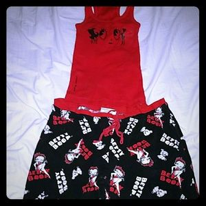 🆕*Super Cute Betty Boop PJ Set*🆕